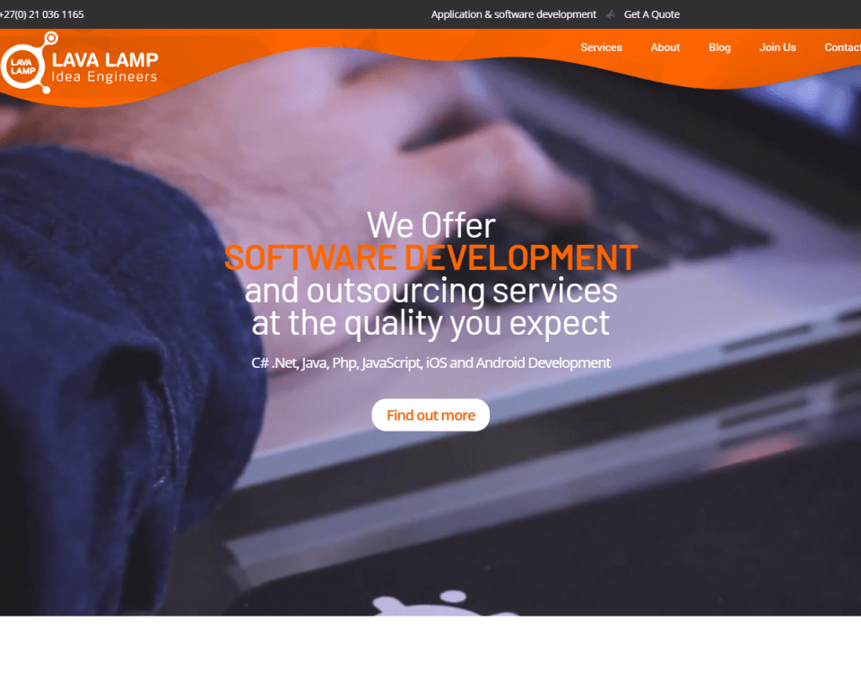 lava lamp lab website