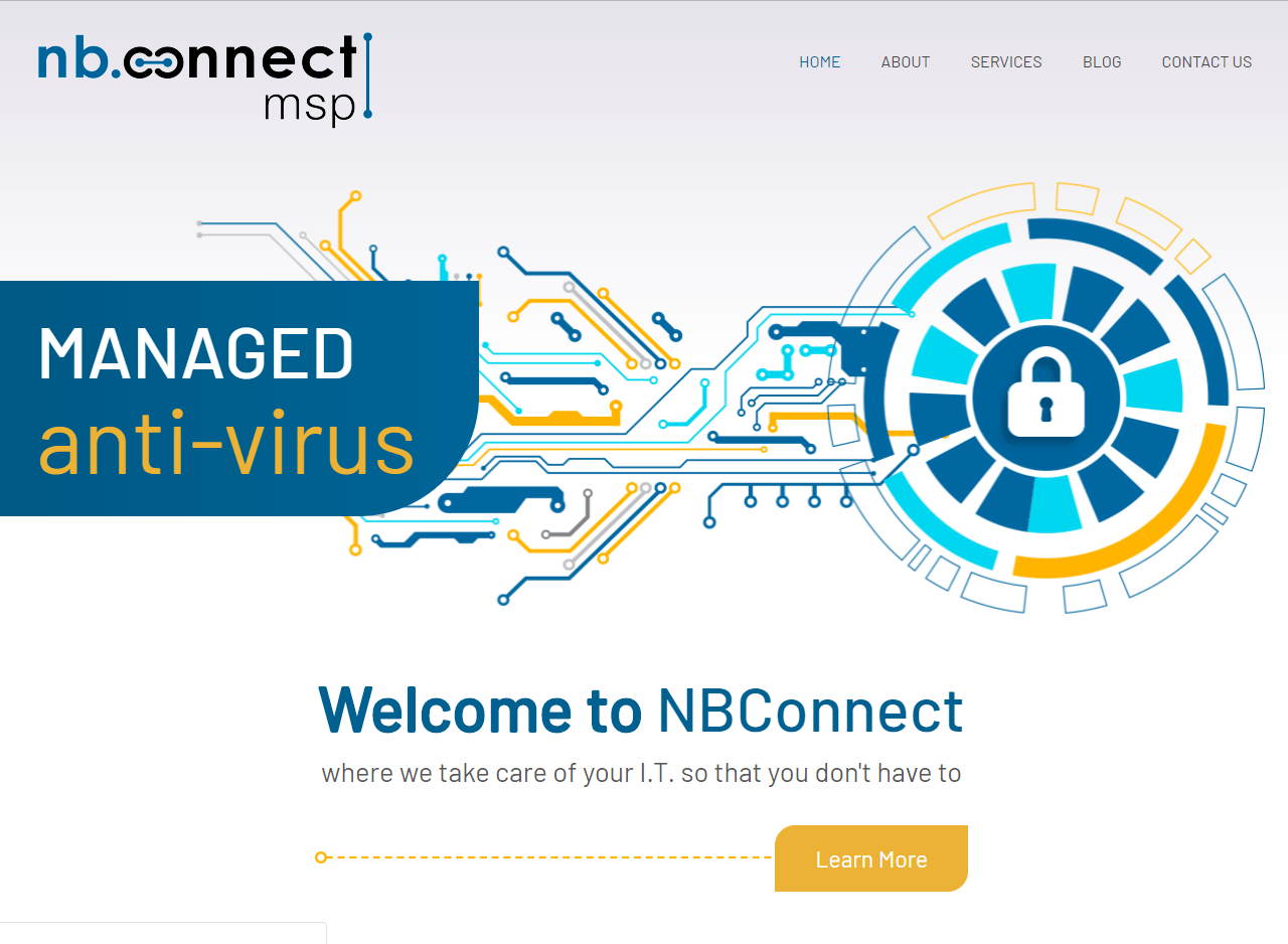 nbconnect msp website