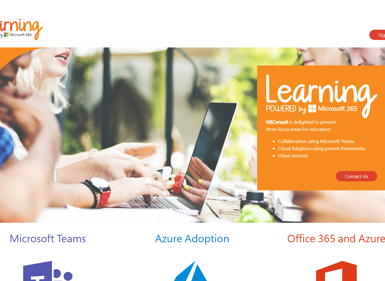 learning by microsoft